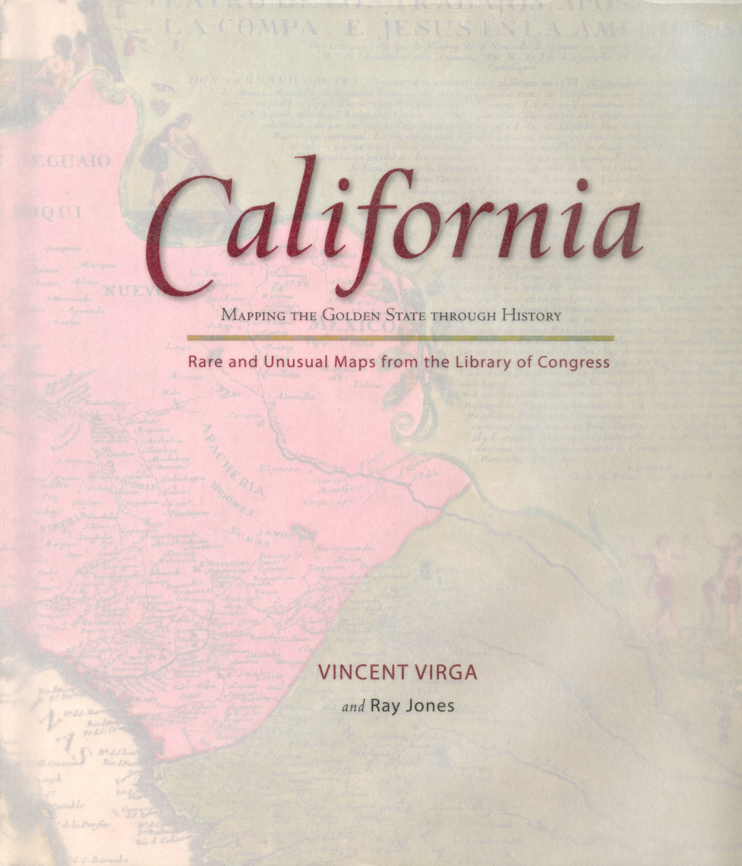 California: Mapping the Golden State