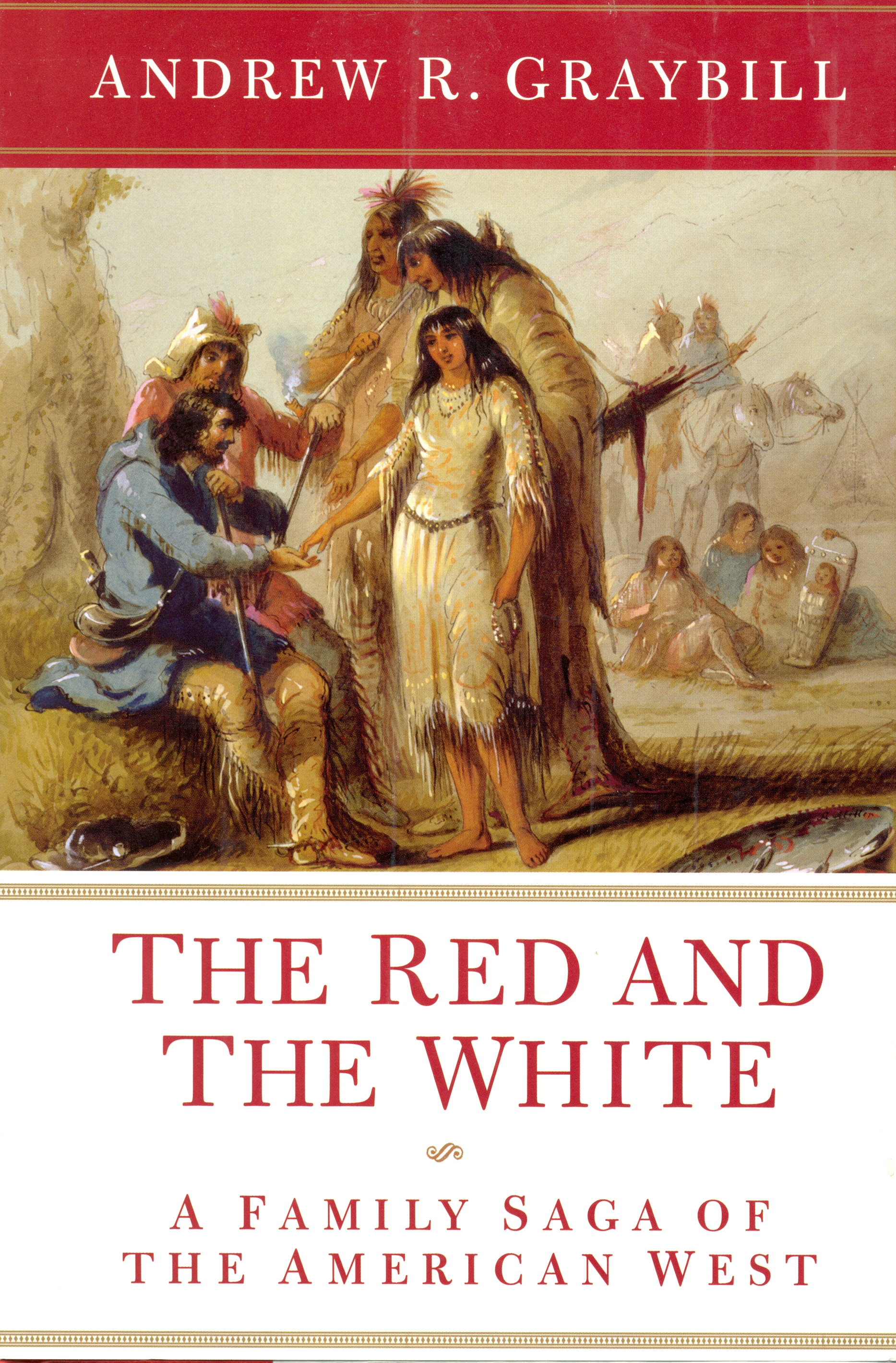 Red and the White, The