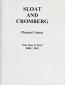 Sloat and Cromberg, Plumas County