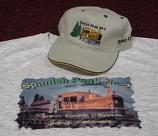 T-Shirt: Spanish Peak Railroad