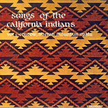 Songs of the California Indians (Music CD)