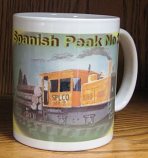 Mug - Spanish Peak Railroad