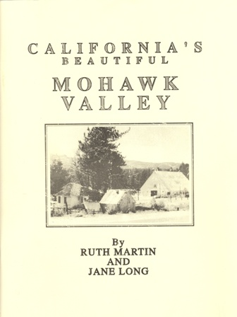 California's Beautiful Mohawk Valley