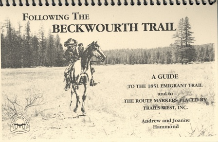 Following the Beckwourth Trail