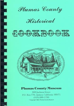Plumas County Historical Cookbook