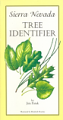 Sierra Nevada Tree Identifier