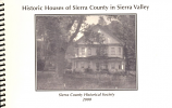 Historic Houses of Sierra County in Sierra Valley