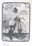 Poster: Belle Cycles