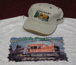 Baseball Cap - Spanish Peak Railroad